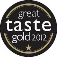 Image for Great Taste Awards 3 GOLD Star Winner 2012